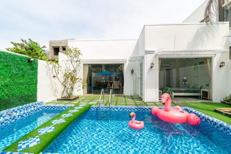 Toàn cảnh khu biệt thự sang trọng Sunny Villa Danang