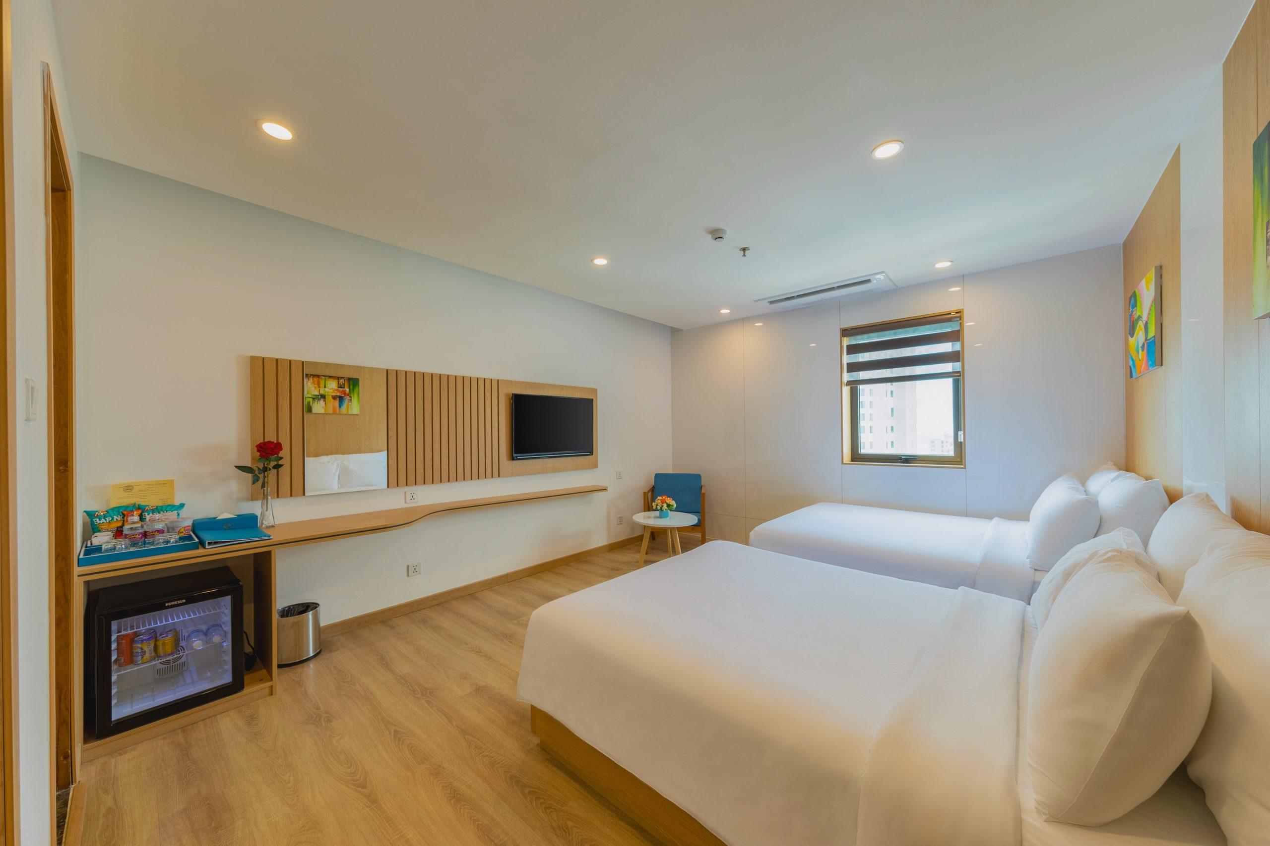 khách sạn 3 sao trung tâm đà nẵng - Gold Luxury Hotel Danang