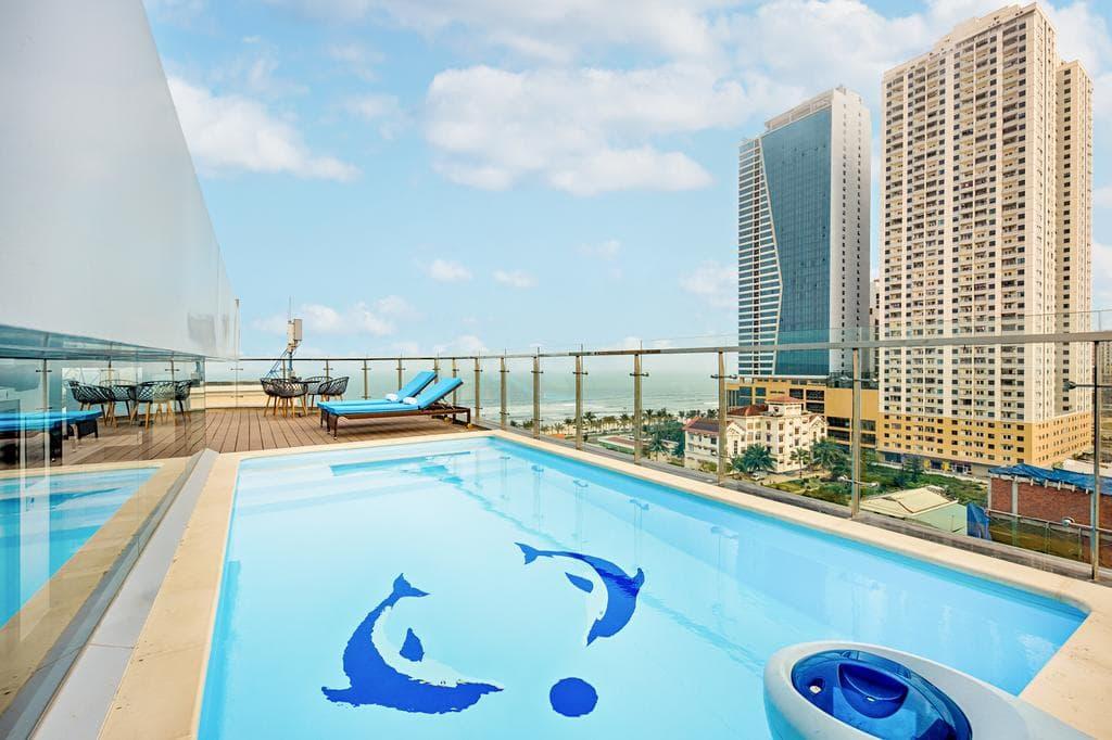 khách sạn 3 sao trung tâm đà nẵng - Ana Maison Hotel Danang