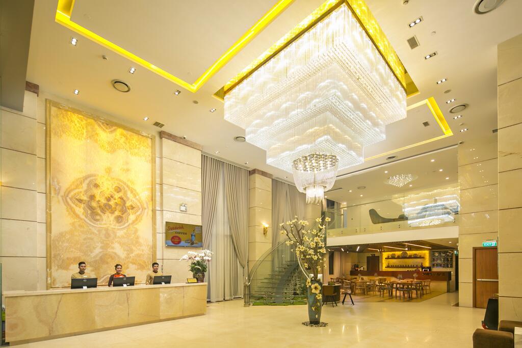 khách sạn 4 sao đường võ nguyên giáp đà nẵng-khách sạn Mandila Beach Đà Nẵng