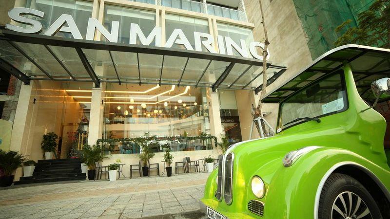 Khách Sạn Trên Đường Võ Văn Kiệt Đà Nẵng - Khách Sạn San Marino Boutique Đà Nẵng
