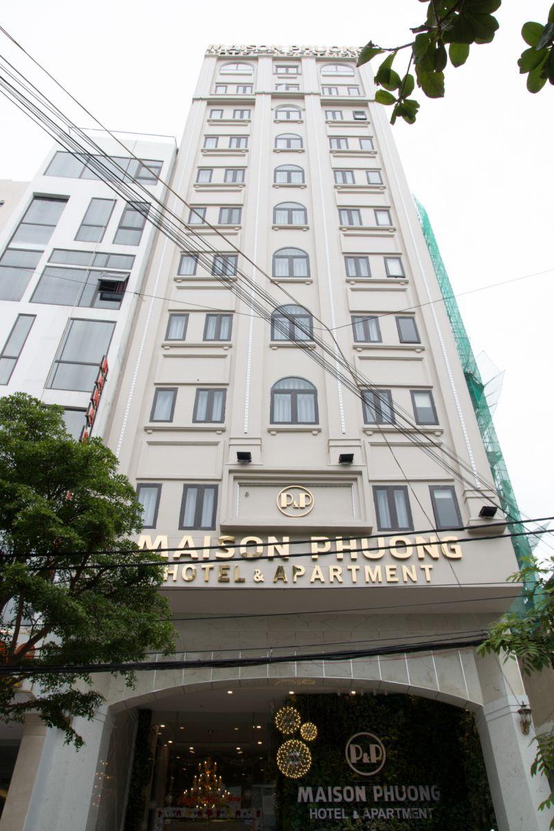 khách sạn 3 sao trung tâm đà nẵng-khách sạn Maison Phương Đà Nẵng