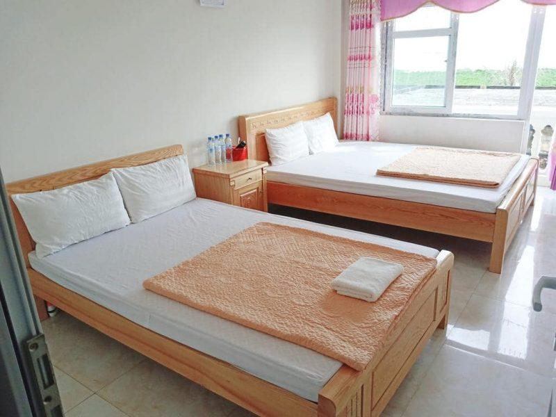 khách skhách sạn đảo Quan Lạn Quảng Ninh
