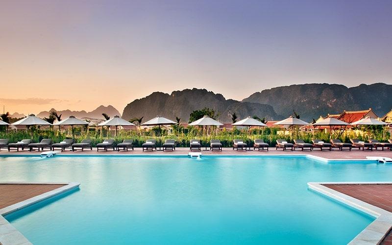 Khách sạn có bể bơi ở Ninh Bình