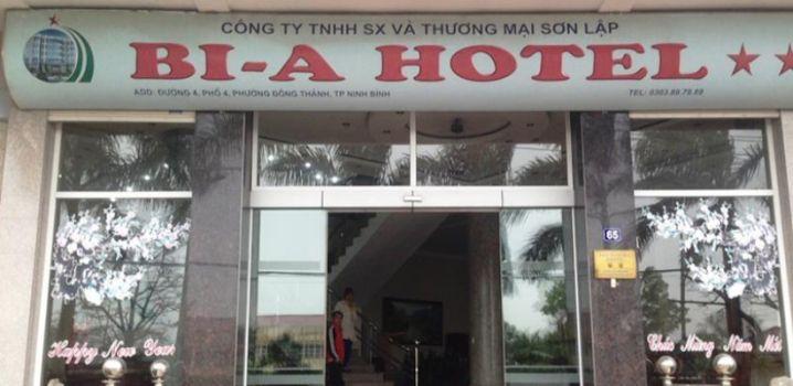 khách sạn 2 sao Ninh Bình