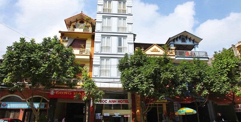 khách sạn Ninh Bình gần Tràng An
