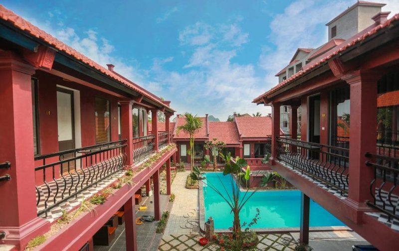 khách sạn gần Tam Cốc Ninh Bình