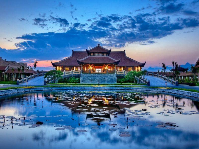 khách sạn Ninh Bình 5 sao