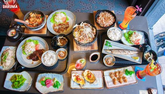 nhà hàng Daruma