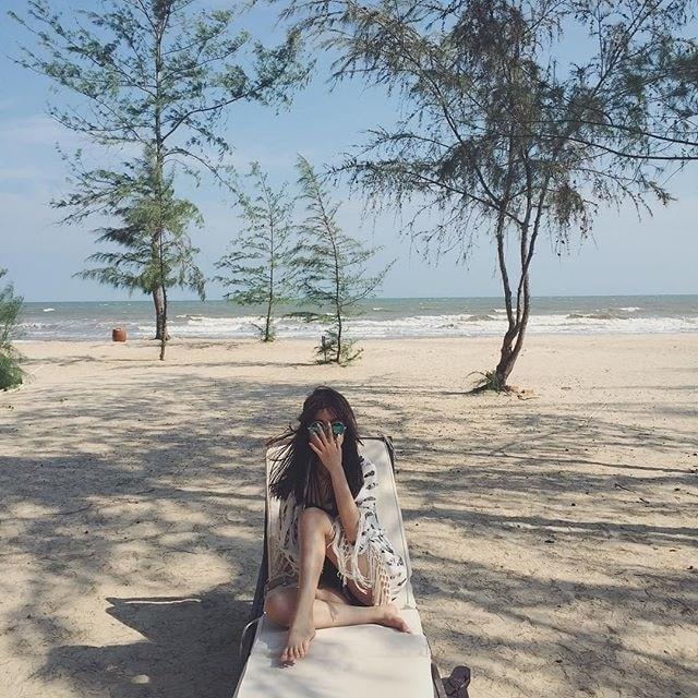Bãi Hồ Tràm