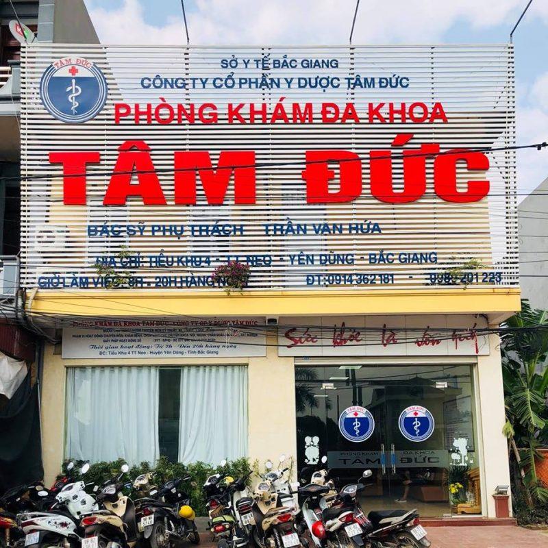 phòng khám đông y Sài Gòn