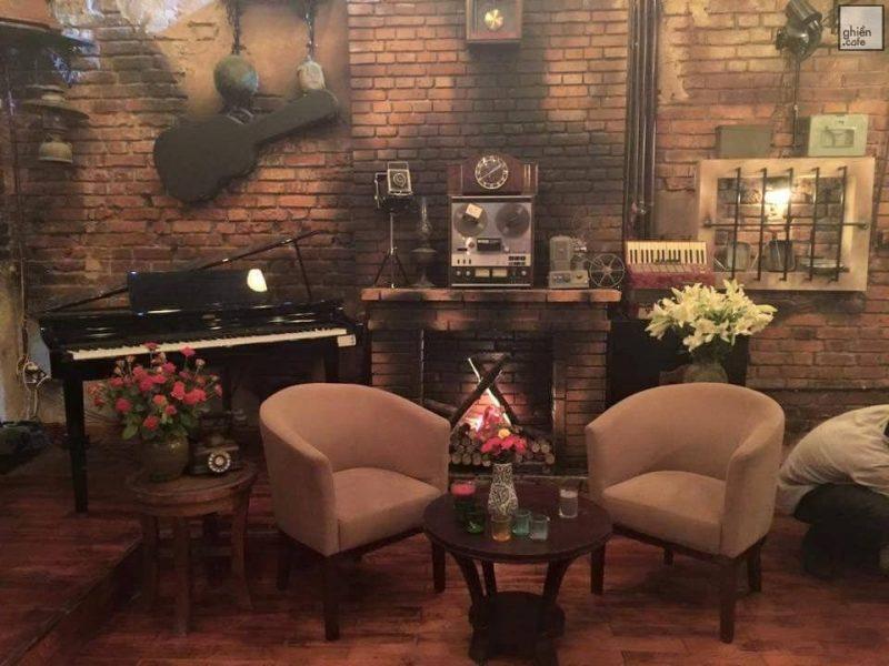 quán cafe đẹp quận Hai Bà Trưng Hà Nội