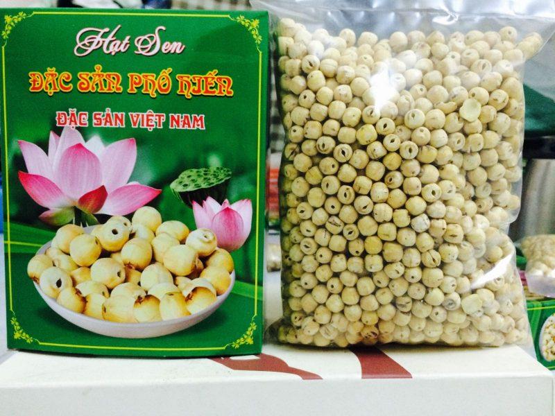 Món ngon Sài Gòn mua làm quà