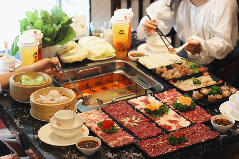quán ăn trung quốc hà nội