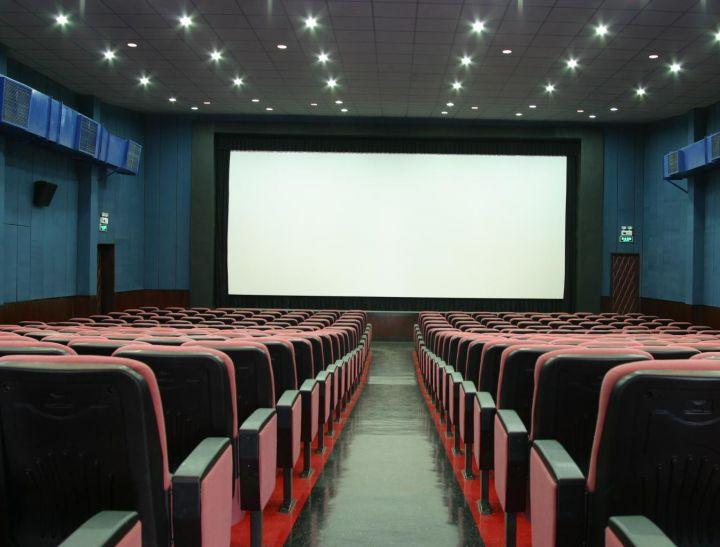 rạp chiếu phim đêm ở sài gòn