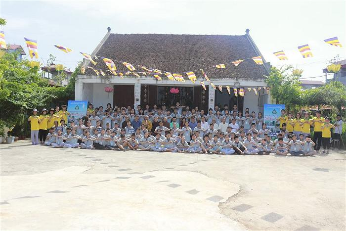 chùa ở Sóc Sơn Hà Nội