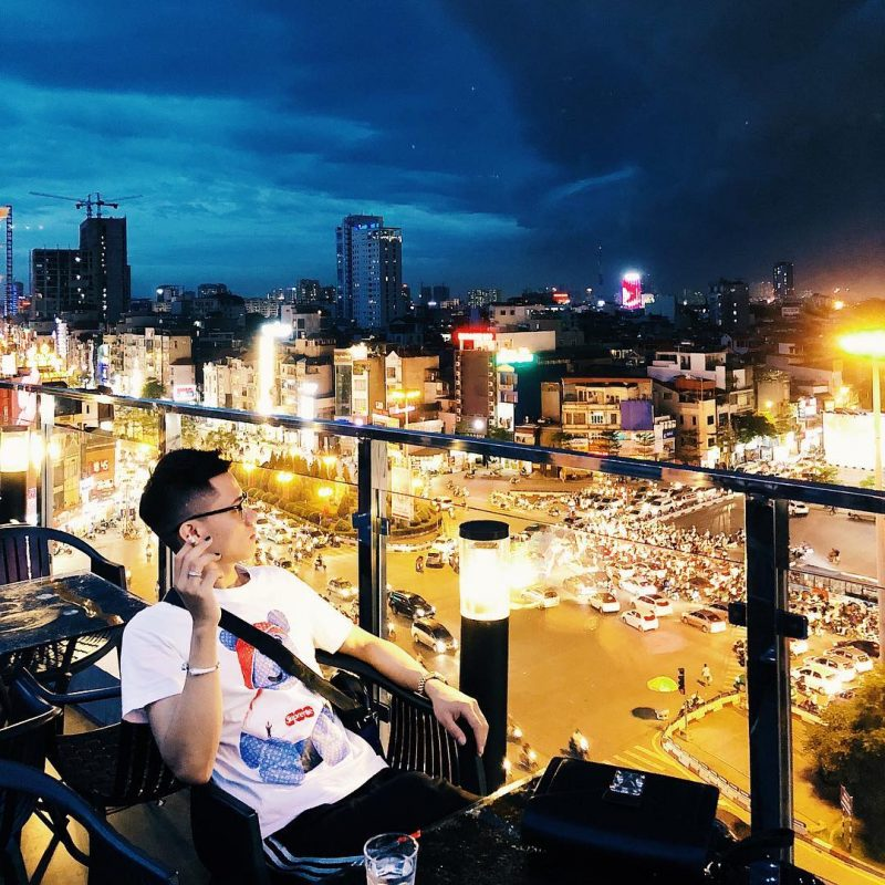 quán cafe có đàn piano ở Hà Nội