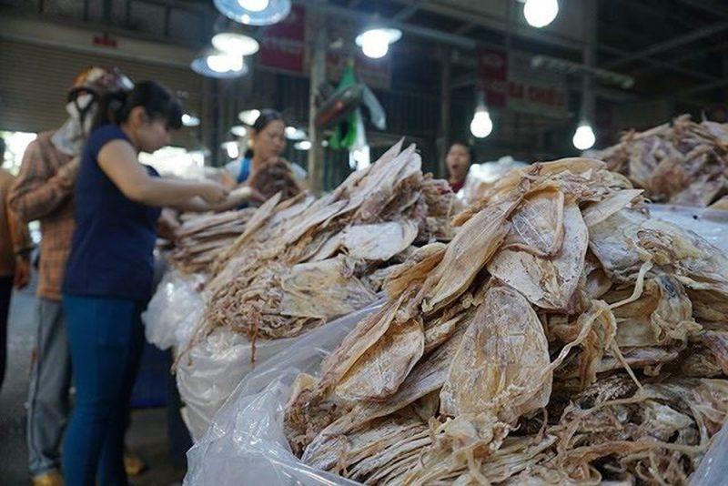 chợ đầu mối Sài Gòn