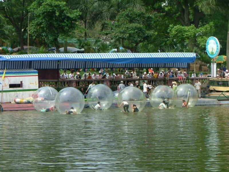 Công viên nước Hà Nội
