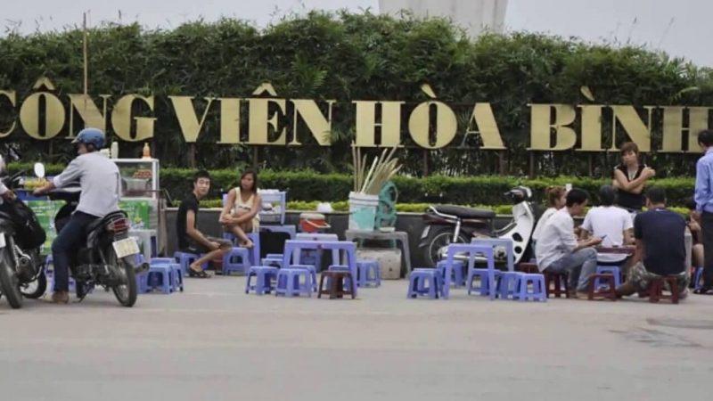 Công Viên Xanh Tại Hà Nội