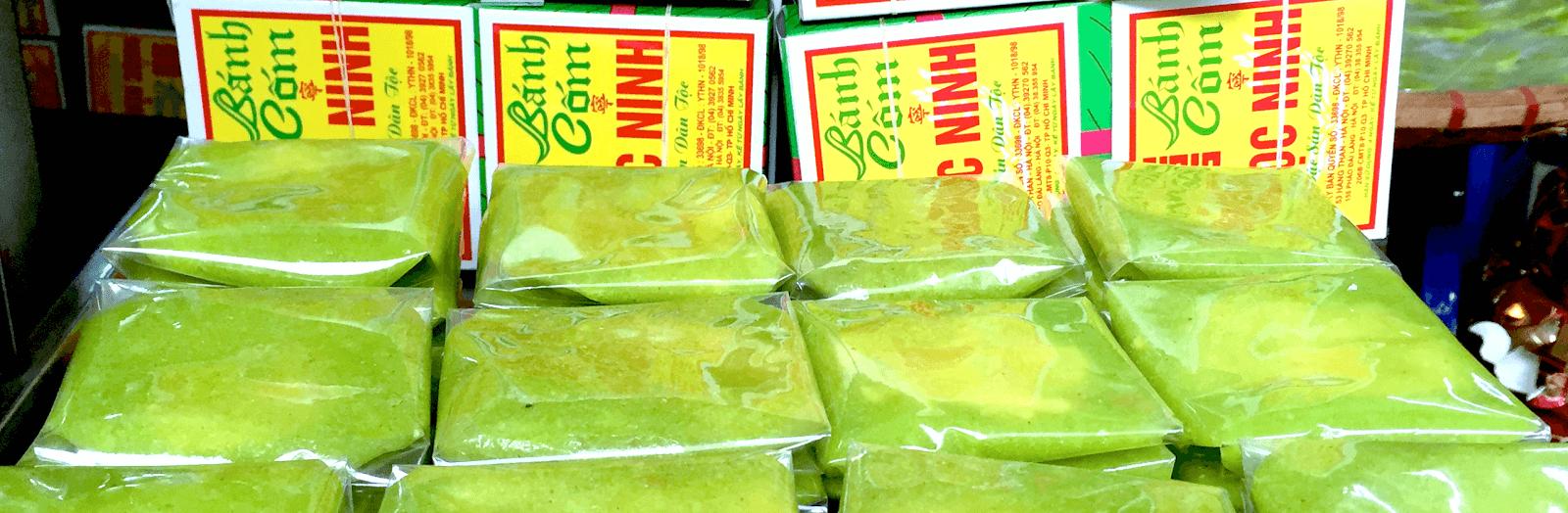 Cửa Hàng Bánh Cốm Ở Hà Nội
