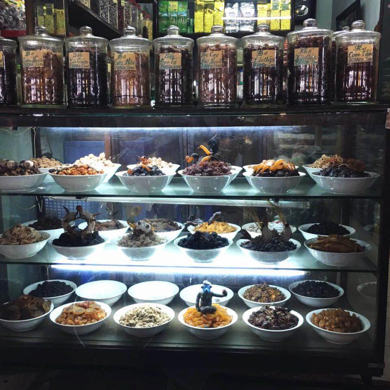 Cửa Hàng Ô Mai Ở Hà Nội
