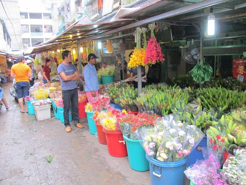 chợ trời Sài Gòn