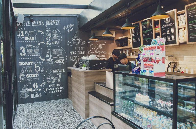 quán cafe bistro hà nội
