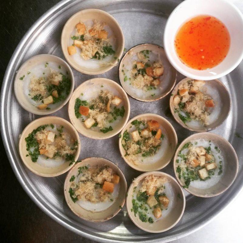các món ăn sáng ngon Sài Gòn
