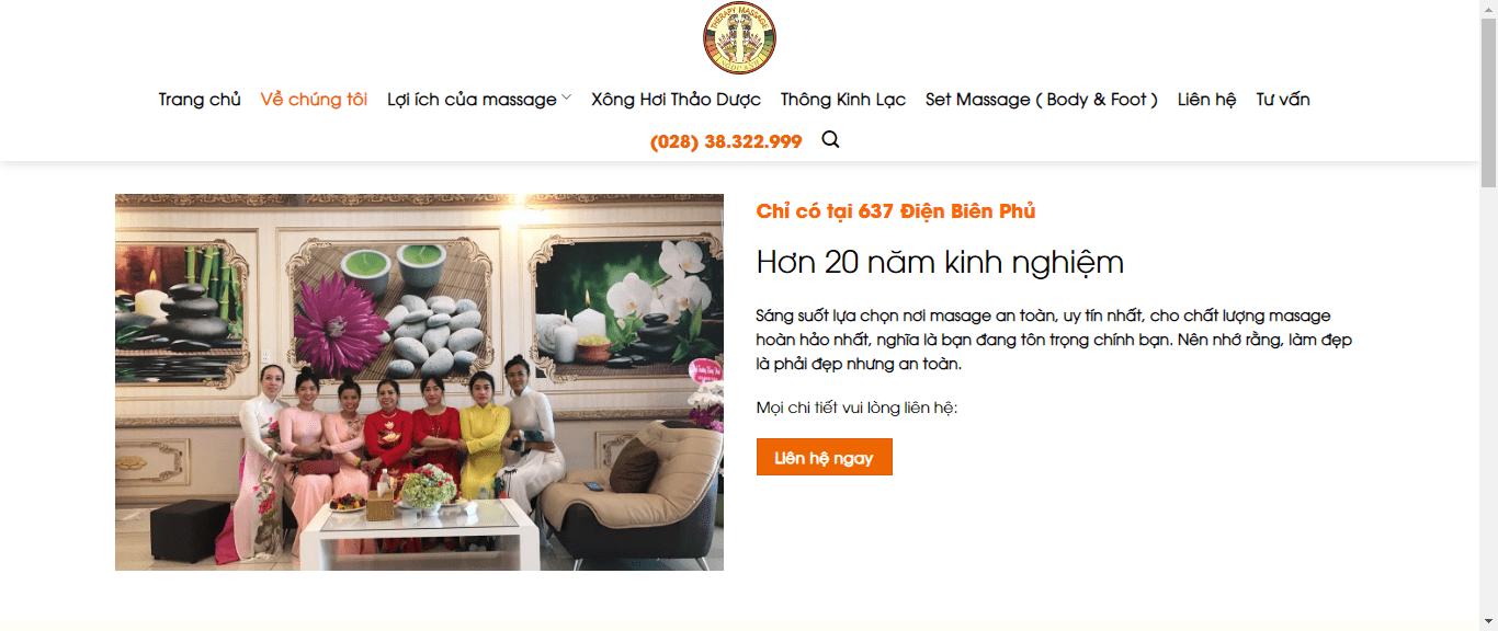 spa giá rẻ Sài Gòn