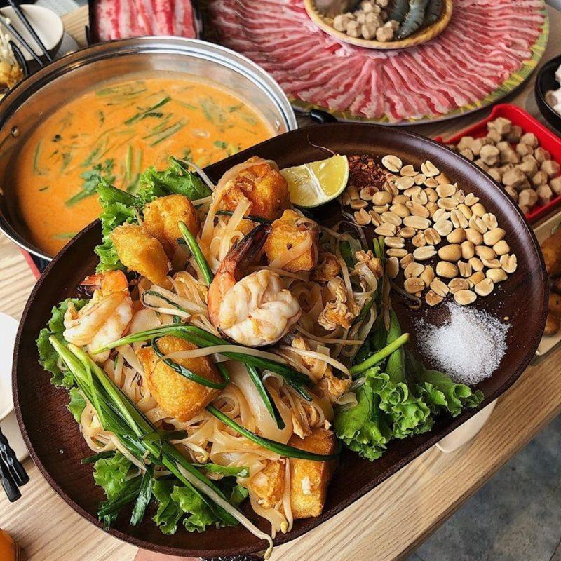 nhà hàng đồ Thái ở Hà Nội