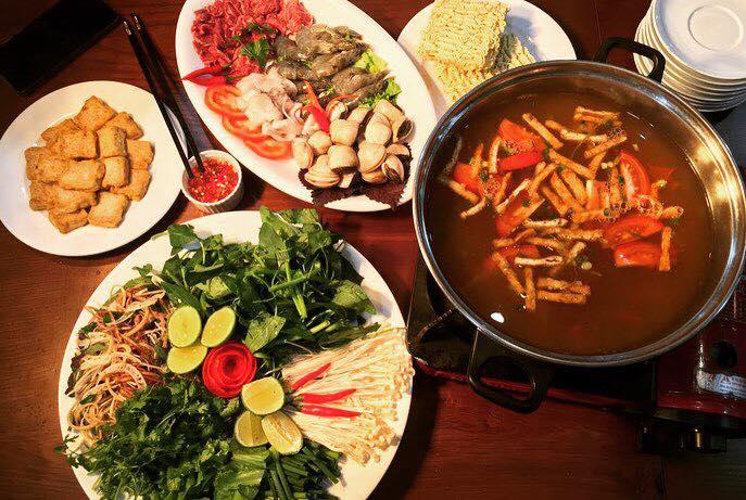 nhà hàng indonesia ở hà nội