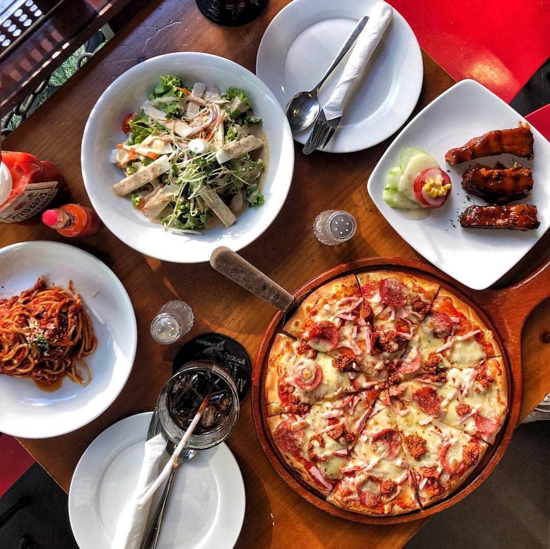 nhà hàng italia ở hà nội