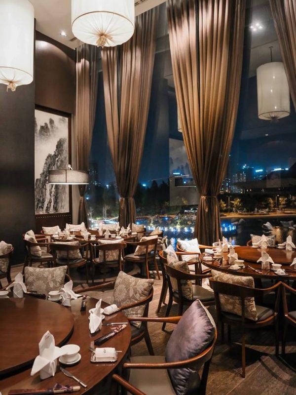 nhà hàng view đẹp ở hà nội