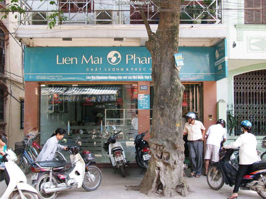 Nhà thuốc bán đêm ở Hà Nội