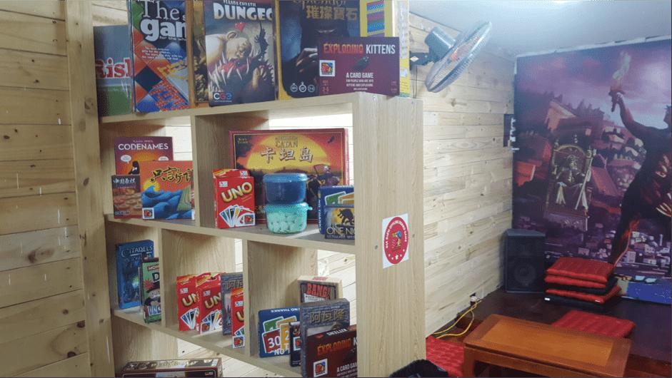 quán cafe game hà nội