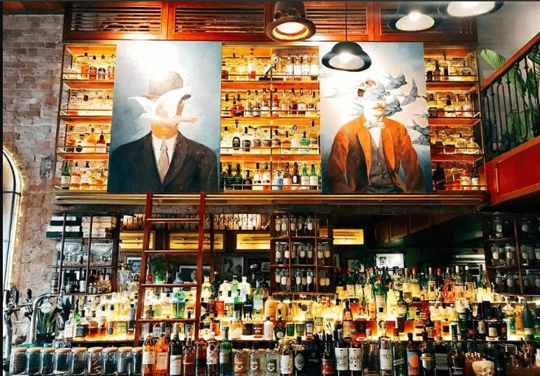 quán bar bình dân Hà Nội