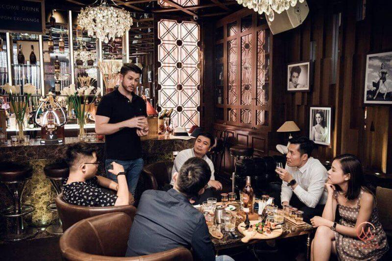 Pub rượu ở Hà Nội