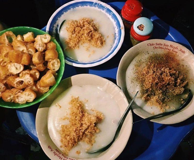 quán ăn đêm ngon hà nội
