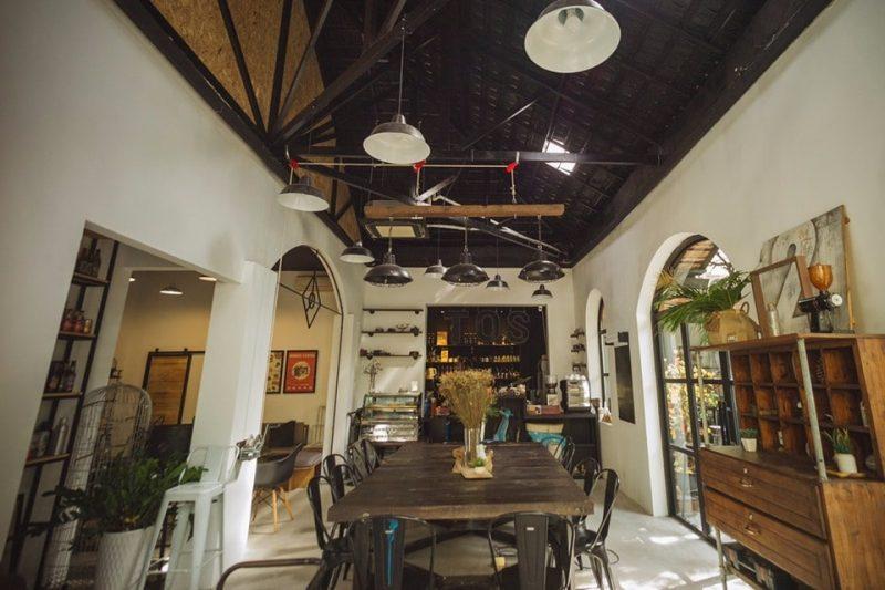 quán cà phê đẹp ở quận 3 Sài Gòn