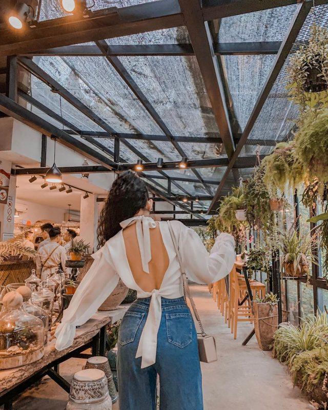 quán cafe lãng mạn hà nội