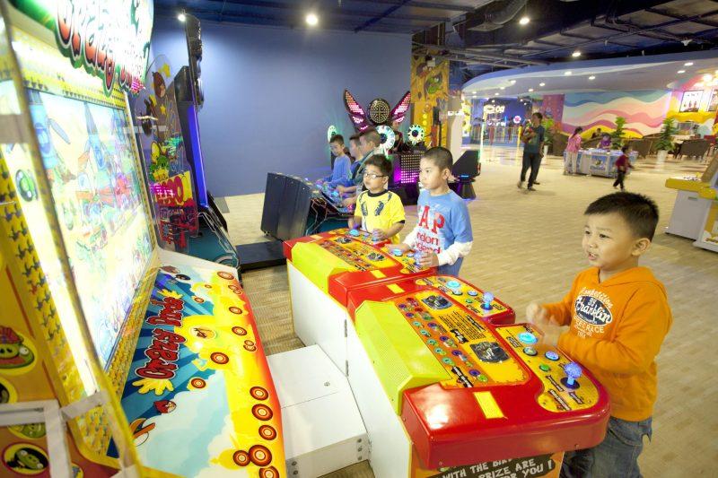 khu vui chơi ở hà nội cho giới trẻ