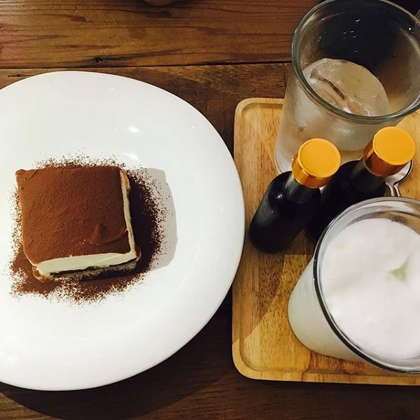 quán cafe đẹp Hà Nội chụp ảnh