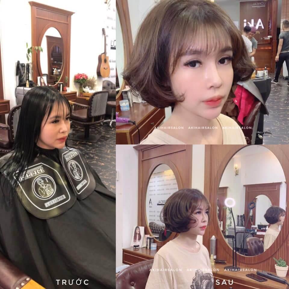 Tiệm Làm Tóc Nữ Đẹp Ở Hà Nội