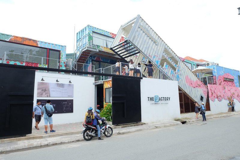 The Factory Contemporaty Arts Centre