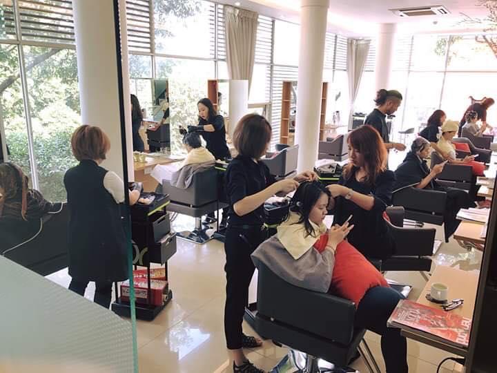 tiệm cắt tóc nhật ở sài gòn