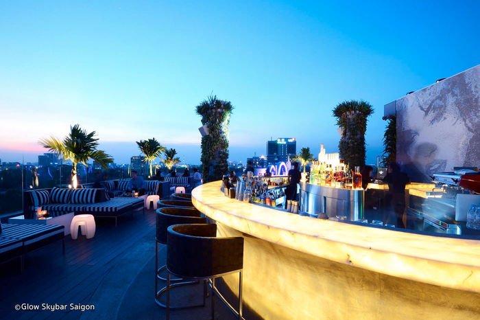quán bar rooftop sài gòn