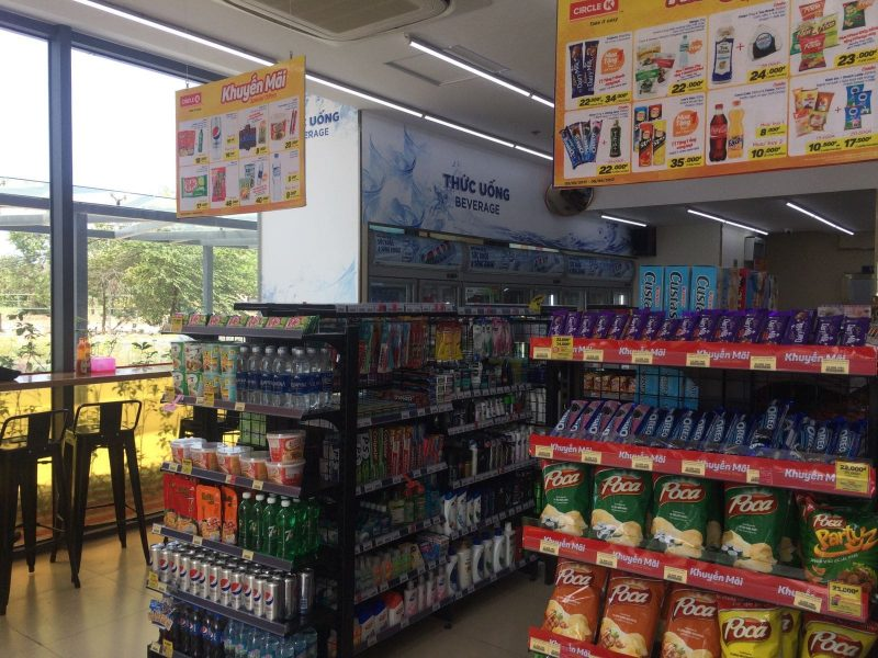 siêu thị 24h ở sài gòn