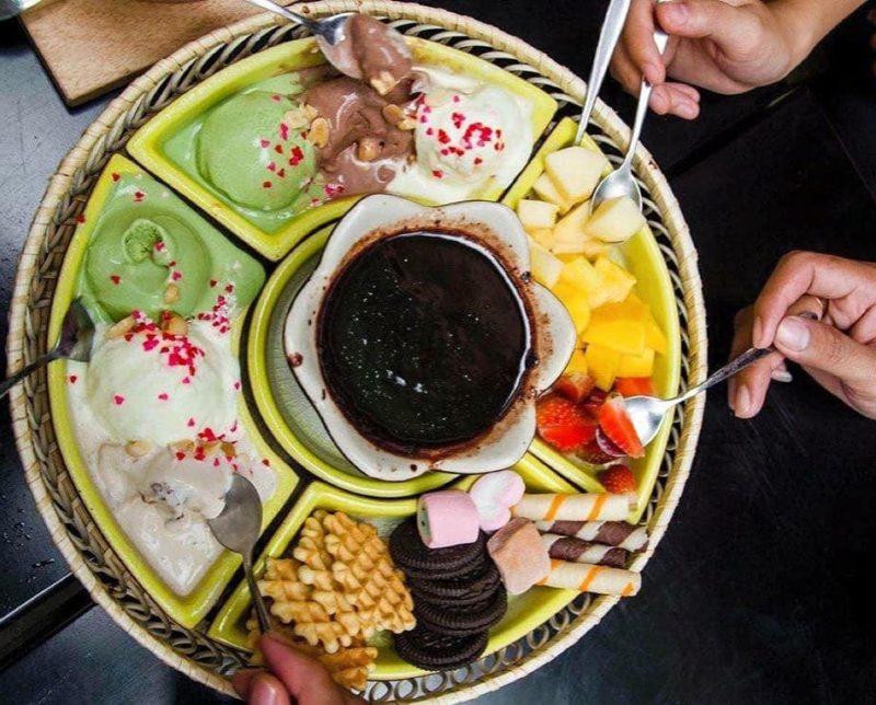 quán kem ngon ở Sài Gòn