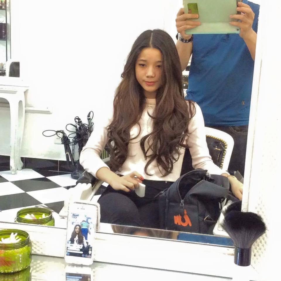 tiệm làm tóc Sài Gòn quận 7